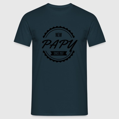 new papy since 2017 Tabliers - T-shirt Homme