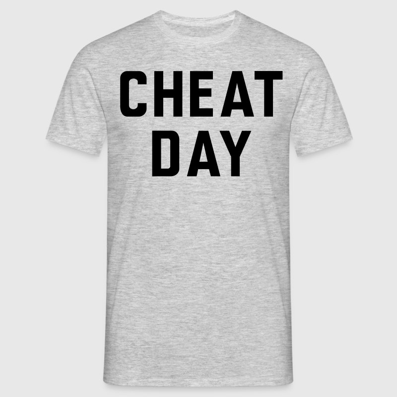 Cheat Day T-Shirts - Men's T-Shirt