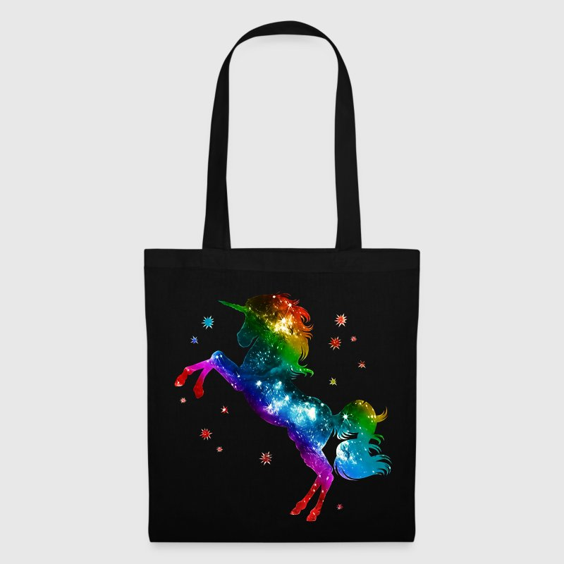 Unicorn rainbow, galaxy, space, gay, fantasy Bags  - Tote Bag