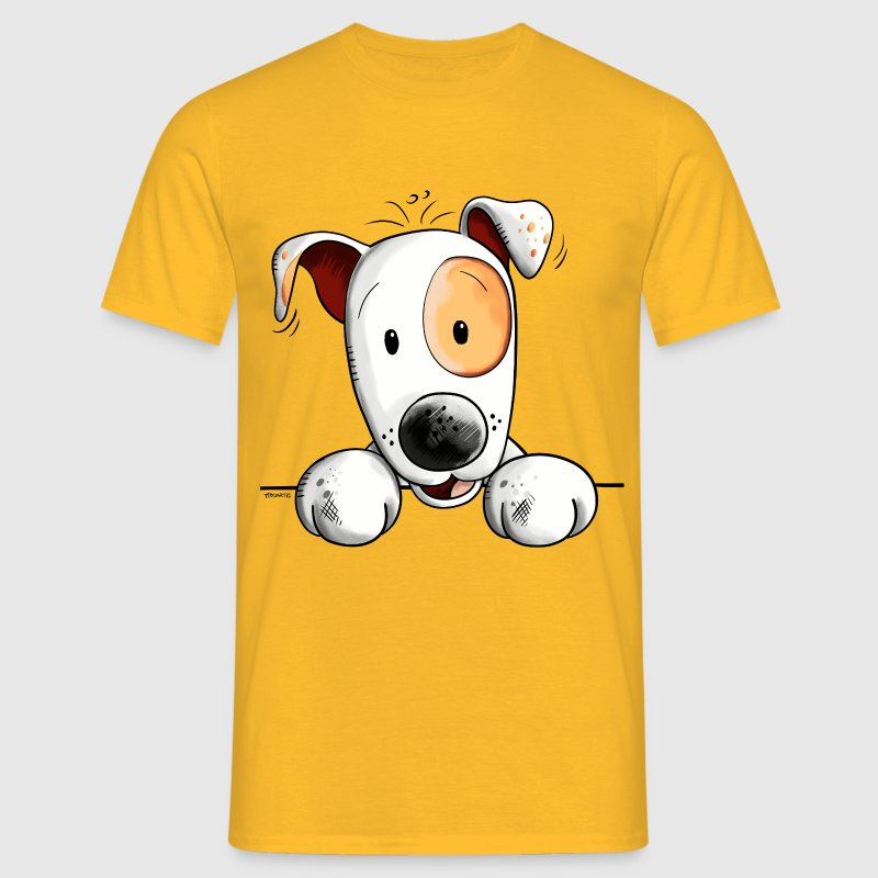 Funny Jack Russell T-Shirts - Men's T-Shirt