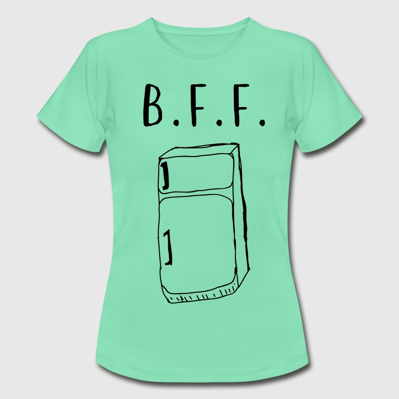B.F.F. Fridge T-Shirts - Women's T-Shirt