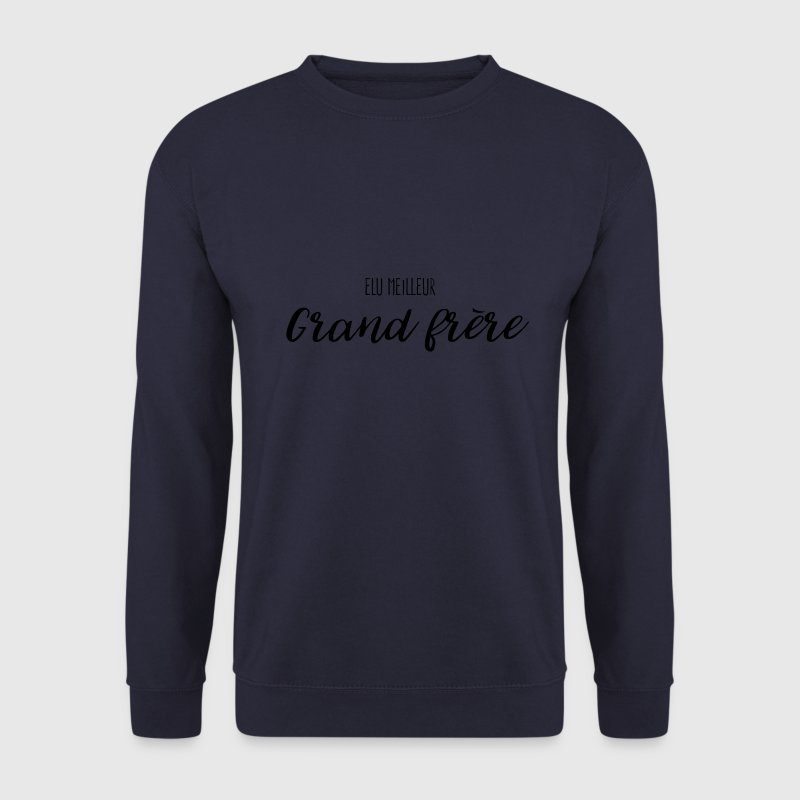 Meilleur Grand Frère  Sweat-shirts - Sweat-shirt Homme