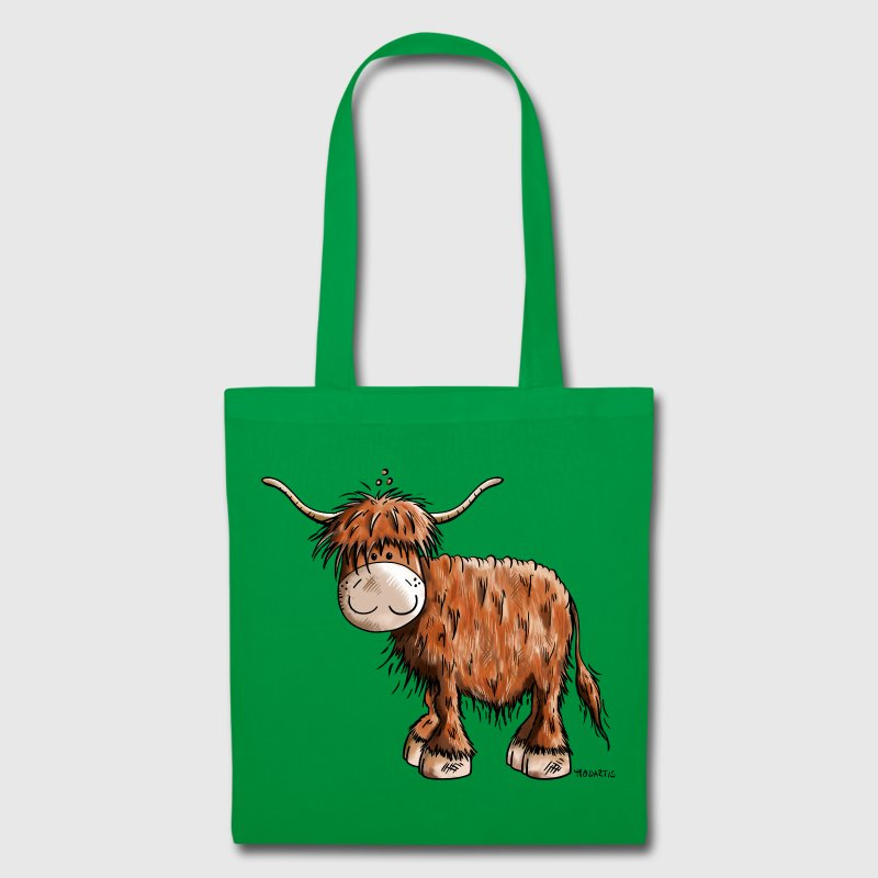 Highland Cattle Bags & Backpacks - Tote Bag
