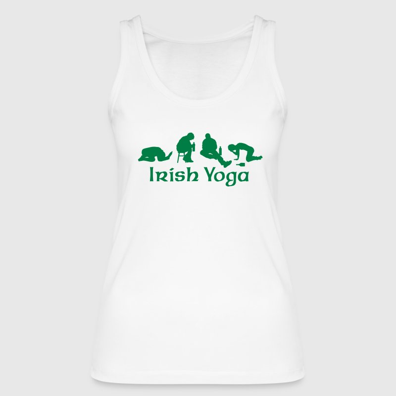 Irish Yoga Tops - Women's Organic Tank Top
