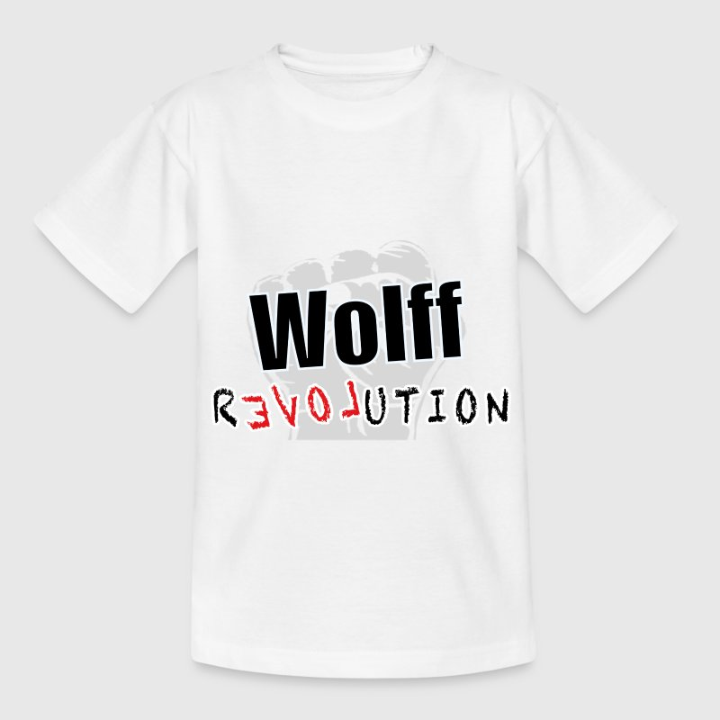 Wolff T-Shirts - Teenager T-Shirt