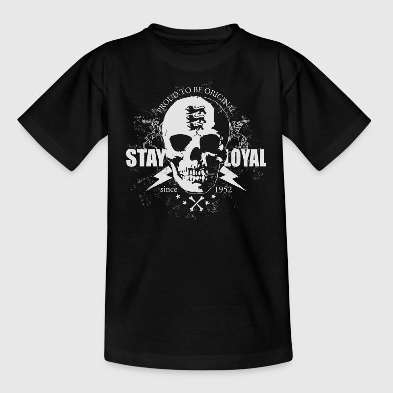 Stay loyal T-Shirts - Kinder T-Shirt