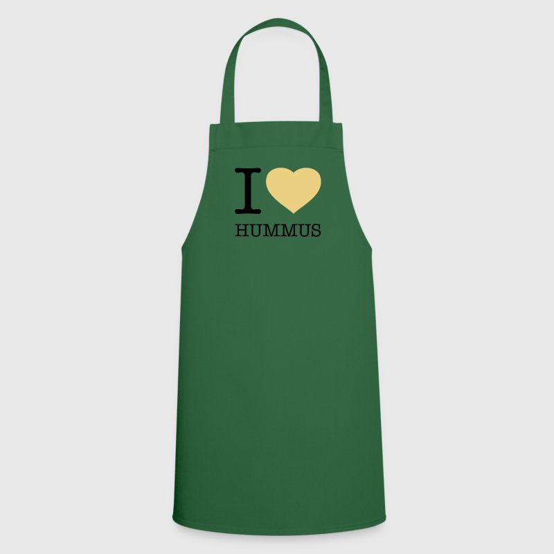 I LOVE HUMMUS - Cooking Apron