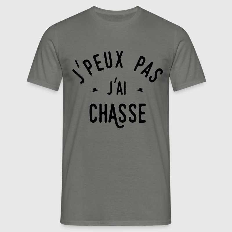 j'ai chasse Tee shirts - T-shirt Homme