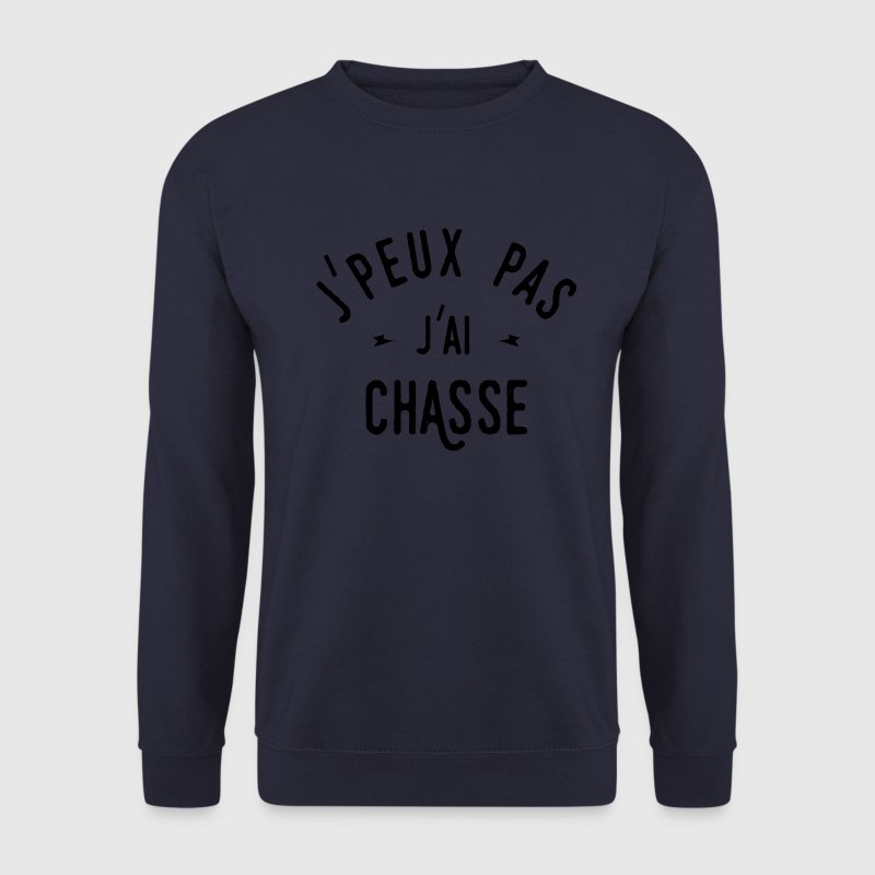 j'ai chasse Sweat-shirts - Sweat-shirt Homme