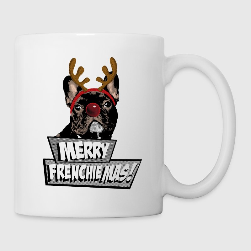 AD Merry FrenchieMas! Tazze & Accessori - Tazza