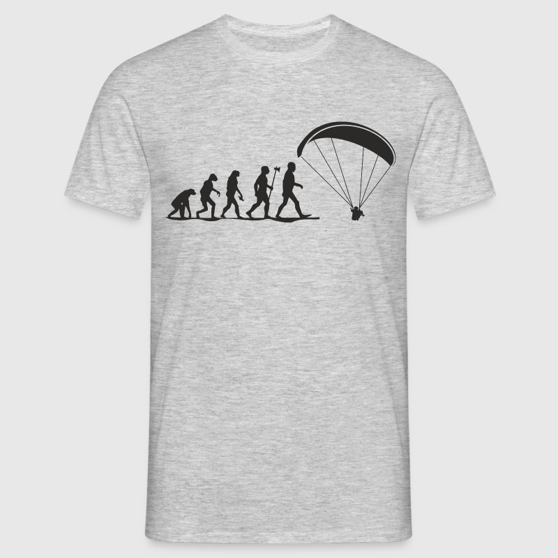 evolution paragliding T-Shirts - Men's T-Shirt