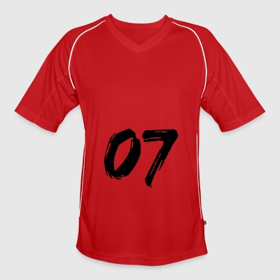 Number Seven  Hoodies & Sweatshirts - Men's Football Jersey