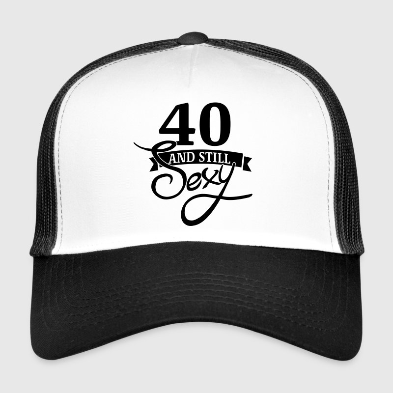 40 and still sexy Cappelli & Berretti - Trucker Cap
