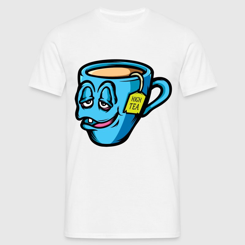 High Tea T-Shirts - Men's T-Shirt
