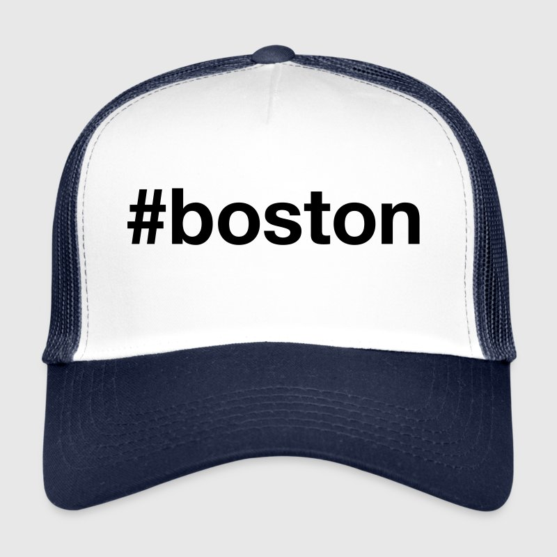 BOSTON - Trucker Cap