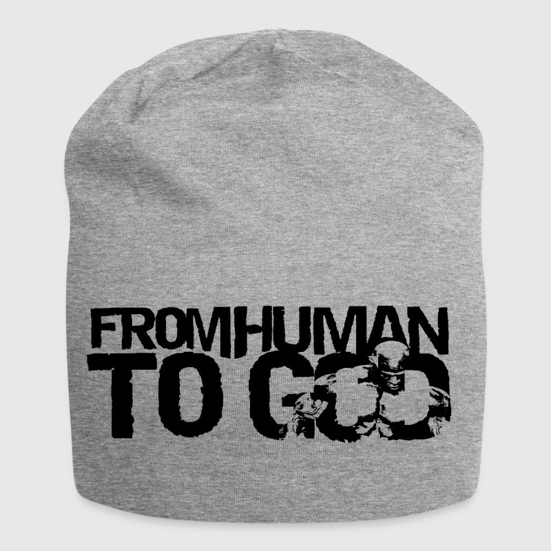 From Human To God - Bonnet en jersey