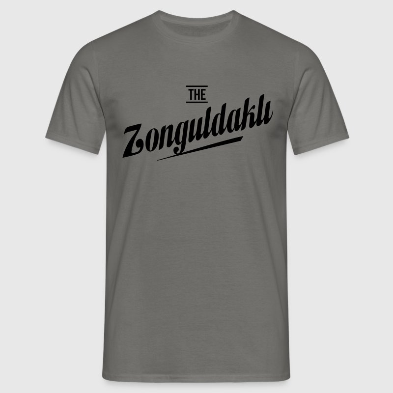 The Zonguldakli - Männer T-Shirt