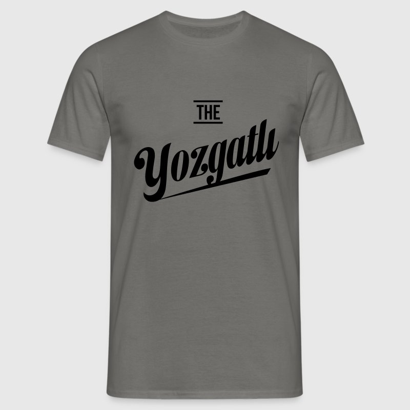 The Yozgatli - Männer T-Shirt