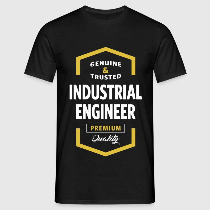 Industrial Engineer Logo Tees - Men's T-Shirt