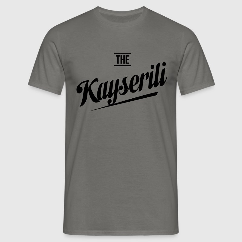The Kayserili - Männer T-Shirt