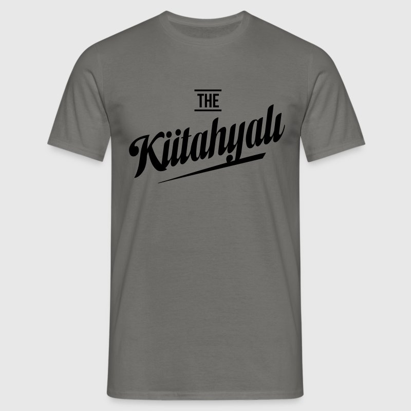 The Kütahyali - Männer T-Shirt