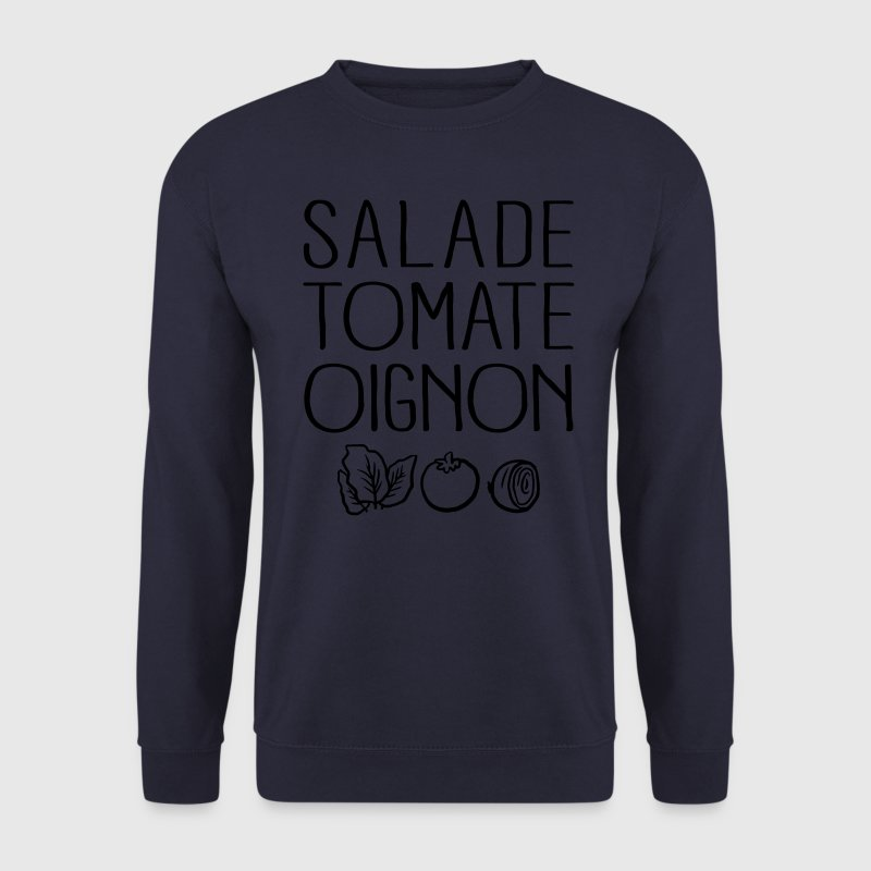 Salade Tomate Oignon Sweat-shirts - Sweat-shirt Homme