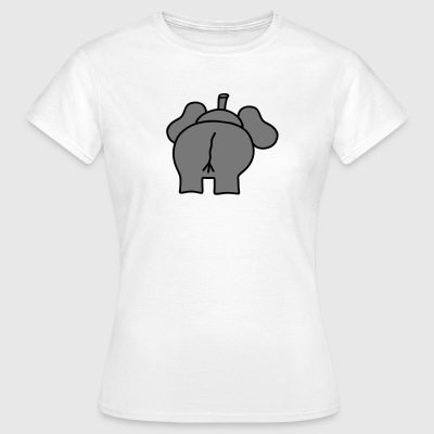 Elefant elephant - V2 T-Shirts - Frauen T-Shirt