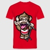 Ape Mic T-Shirts - Men's T-Shirt
