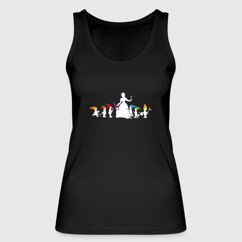 Snow White and the Seven Dwarfs Tops - Women's Organic Tank Top by Stanley & Stella