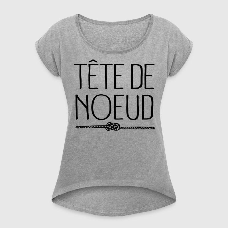 T-shirt Tête De Noeud