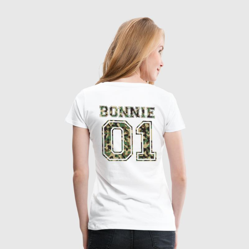 Bonnie 01 camo 2 T-Shirts - Frauen Premium T-Shirt