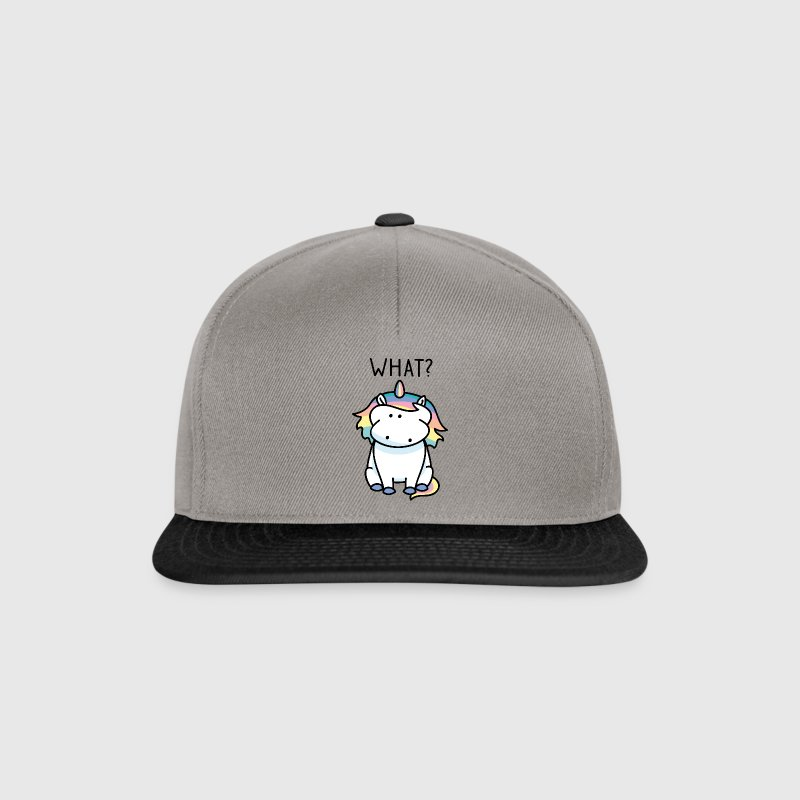 What? Caps & Mützen - Snapback Cap