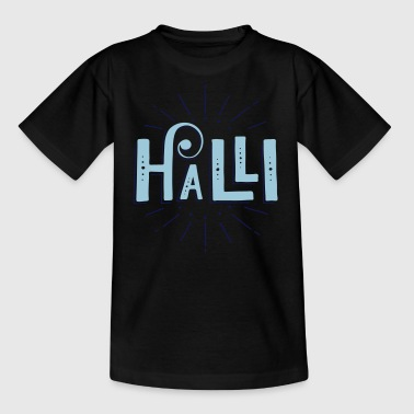 Halli / Halli Galli Duo T-Shirts - Teenager T-Shirt