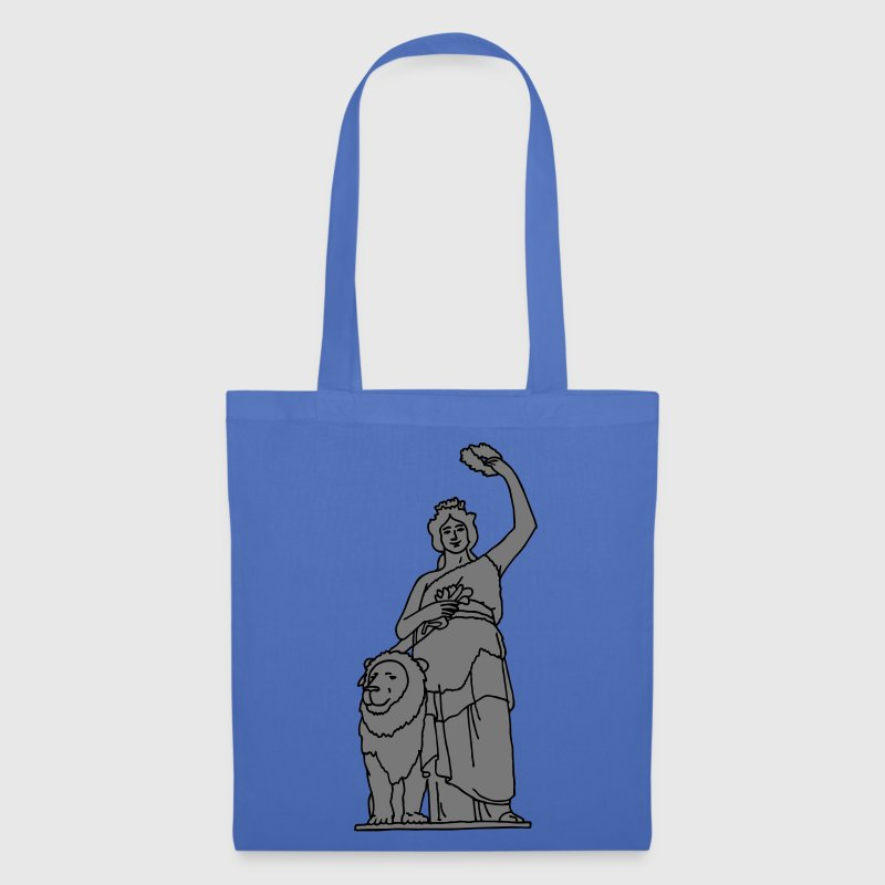 Bavaria statue in Munich 2 Bags & Backpacks - Tote Bag