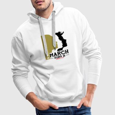 Women's March Atlanta T-Shirts - Men's Premium Hoodie