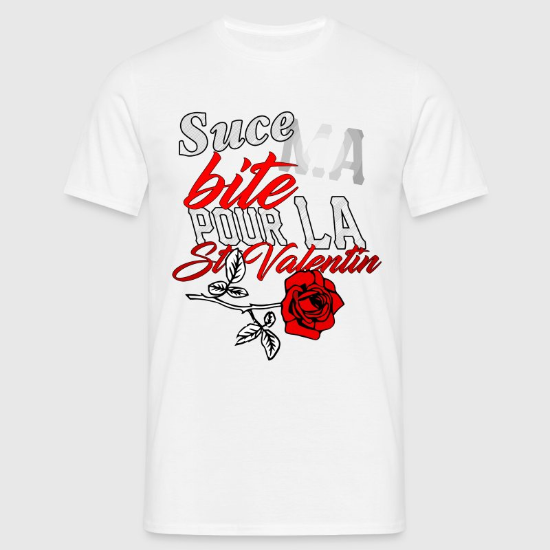 suce st val Tee shirts - T-shirt Homme