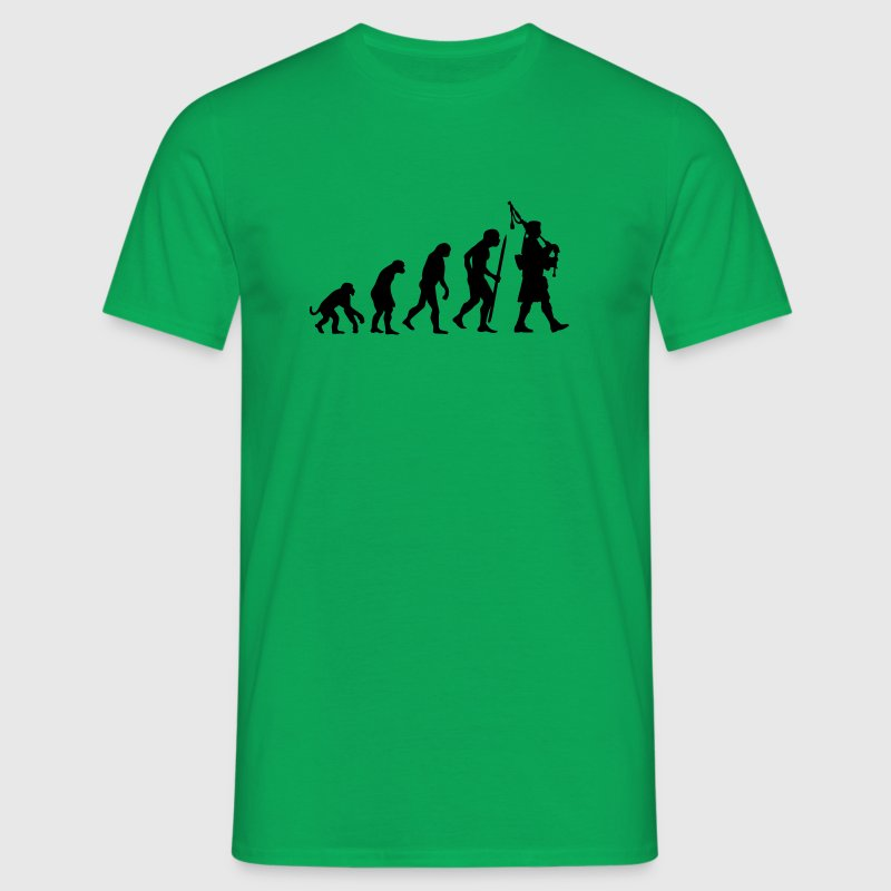 Evolution Pipebag Tee shirts - T-shirt Homme