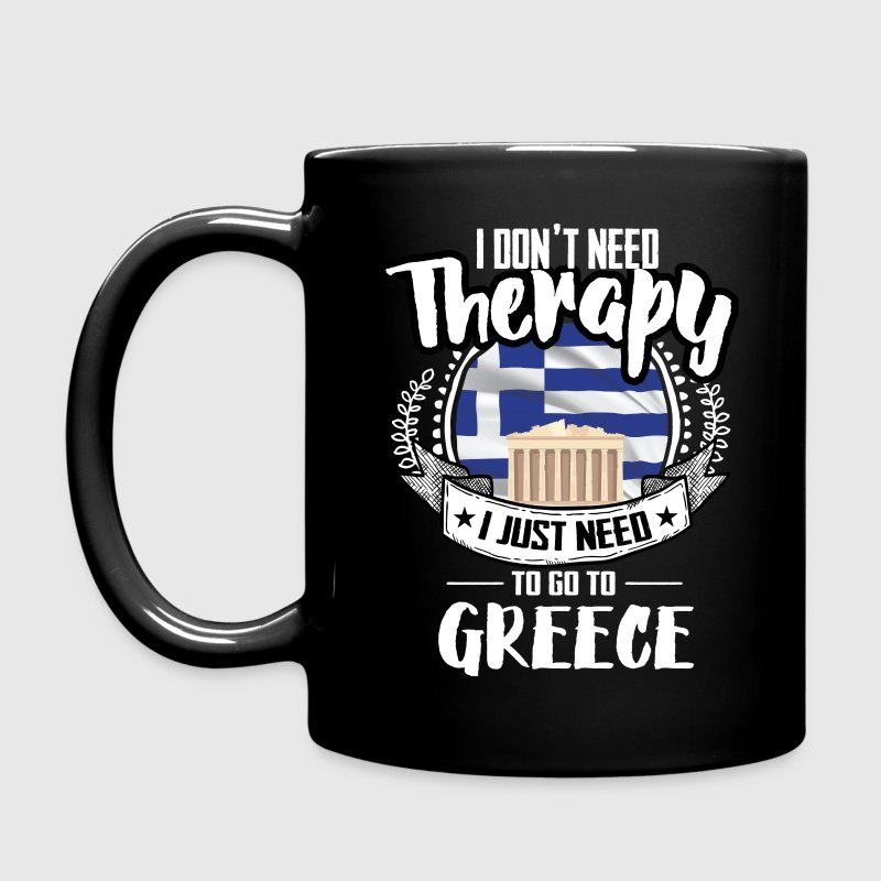 Therapy Greece Mugs & Drinkware - Full Colour Mug