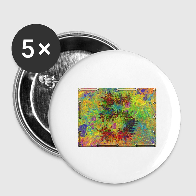 5. date of birth Buttons - Buttons small 25 mm
