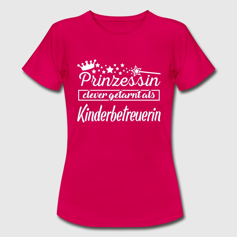 kinderbetreuerin T-Shirts - Frauen T-Shirt