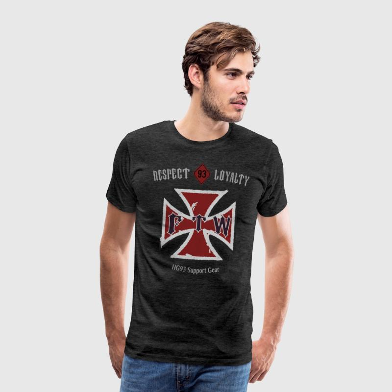 Respect & Loyalty T-Shirts - Männer Premium T-Shirt
