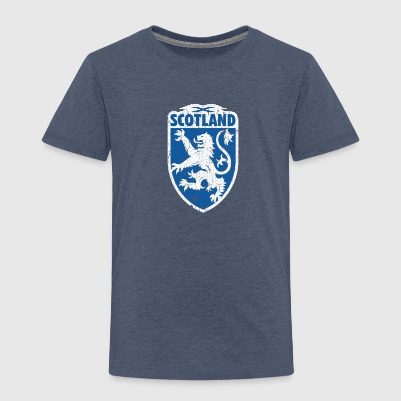 SCOTLAND LION  Shirts - Kids' Premium T-Shirt