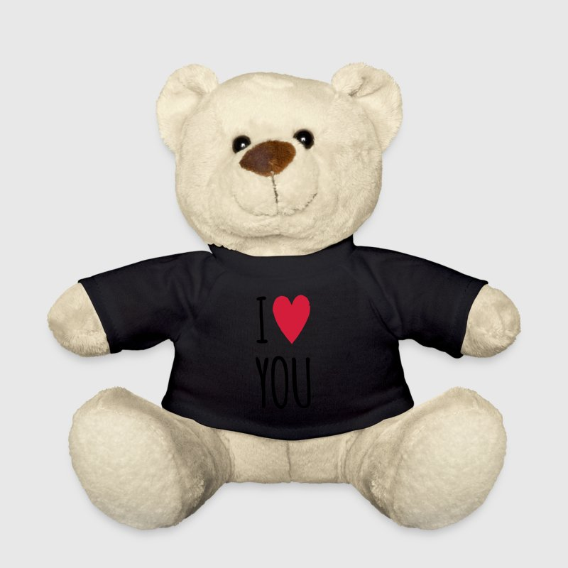 I love you (dh) Kuscheltiere - Teddy
