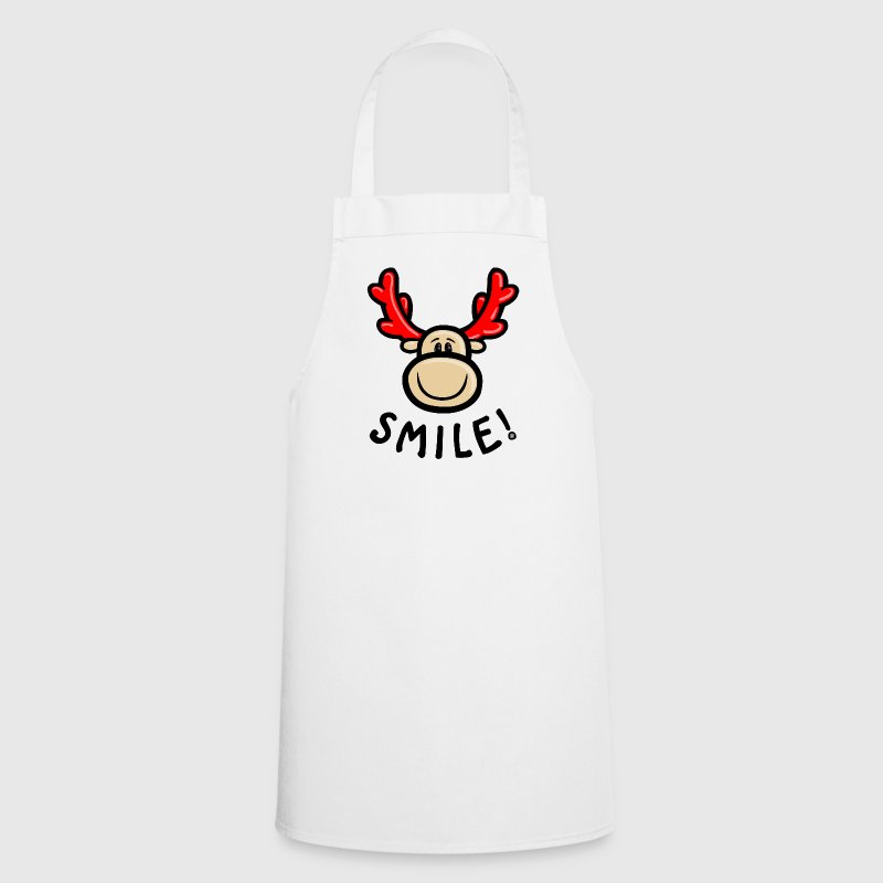 SMILE!  Aprons - Cooking Apron