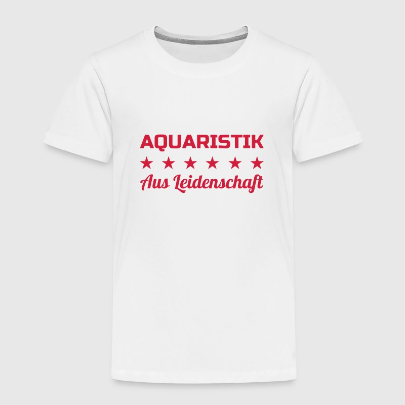 aquariophilie / aquariophile / poisson / aquarium Tee shirts - T-shirt Premium Enfant
