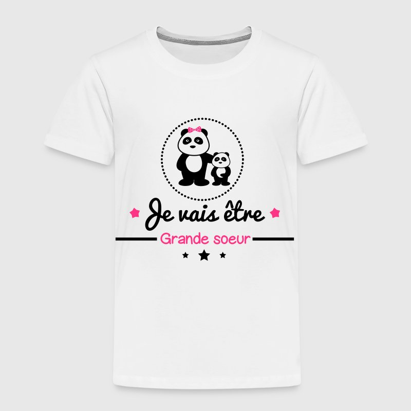 tee shirt future grande soeur bient t grande soeur spreadshirt. Black Bedroom Furniture Sets. Home Design Ideas