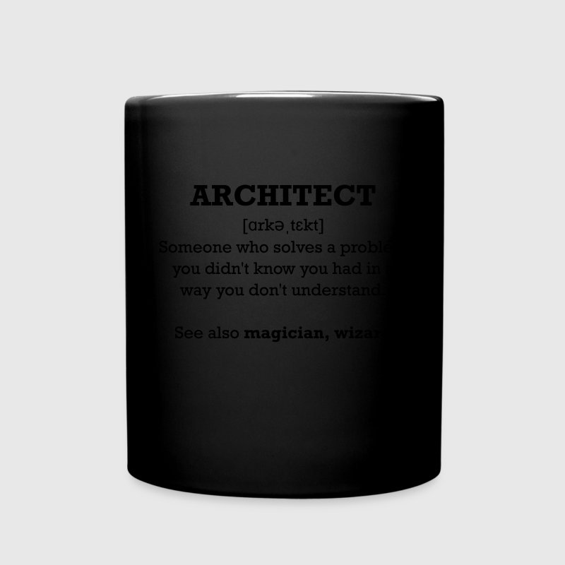 Architect - wizard Tazze & Accessori - Tazza monocolore