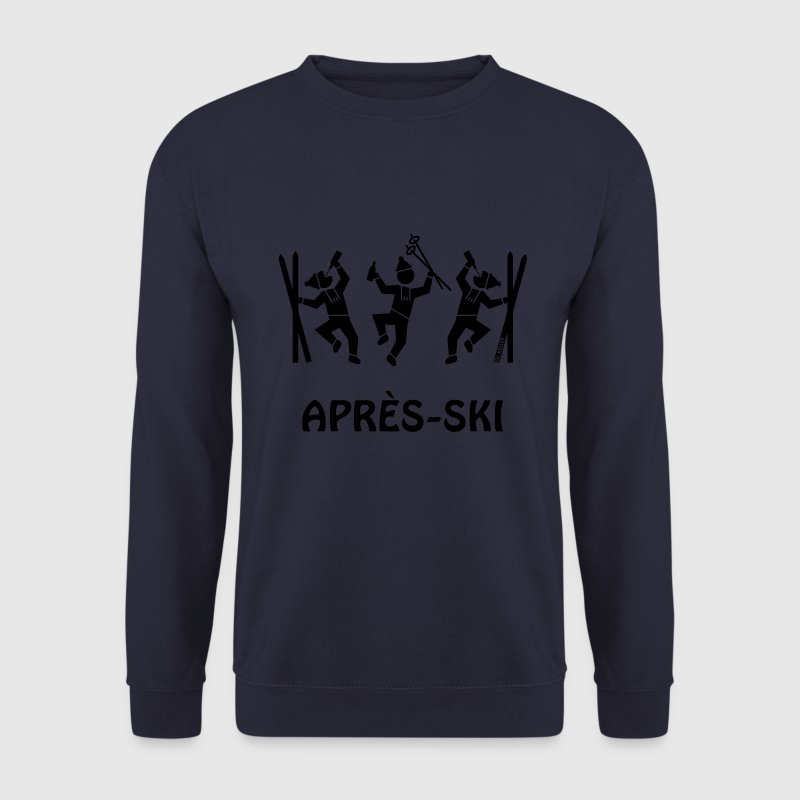 Après-Ski (Party / Wintersport) Pullover & Hoodie - Männer Pullover