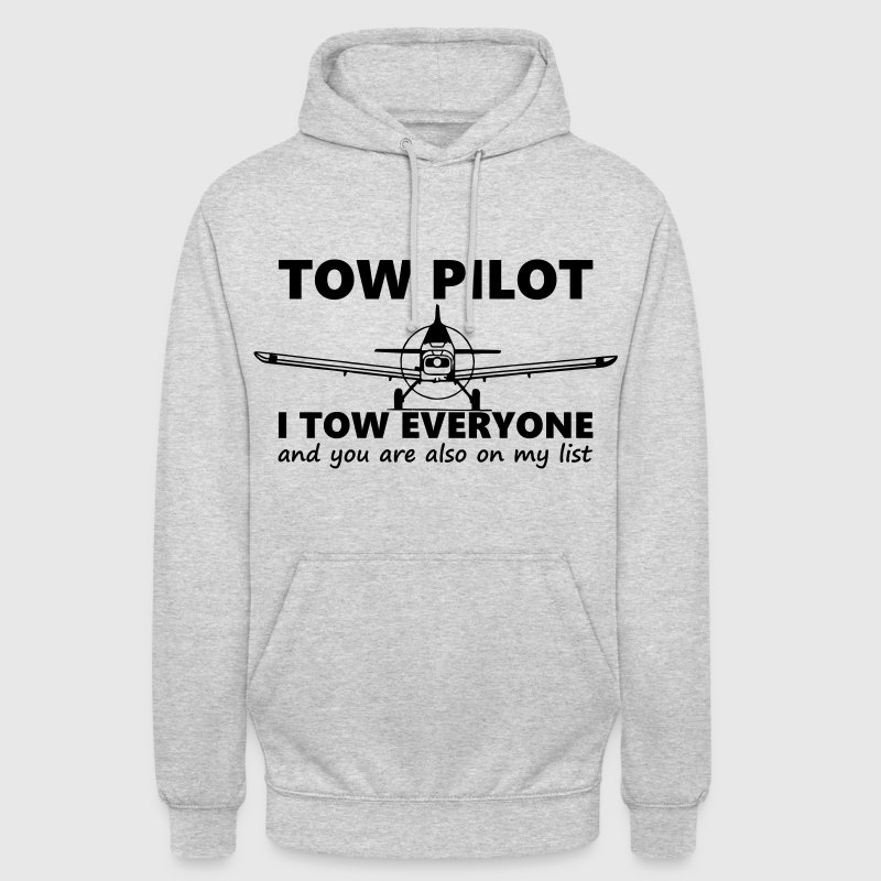 towpilot piper pa25 Pullover & Hoodies - Hoodie unisex