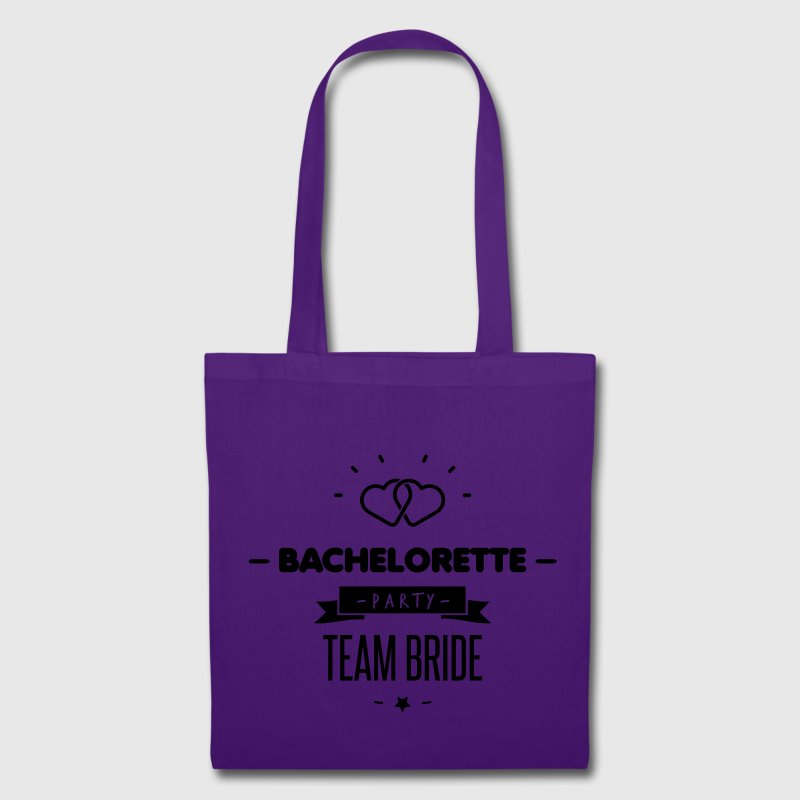 Team bride Sacs et sacs à dos - Tote Bag